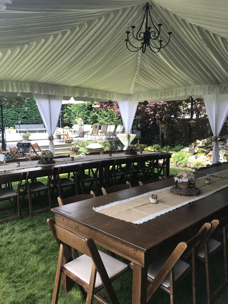 Long Island Tent Amp Party Rental 631 940 8686 Lighting
