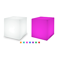 LED Cube/Coffee Table